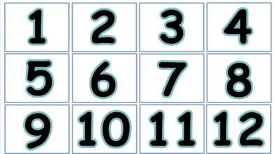 brojevi od 1 do 12 na francuskom francuski, jezik, naučiti, učenje, za, početnike, nauči, na, francuskom, vokabular, riječnik, gramatika, francuska,